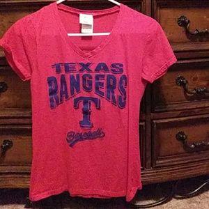 Texas Rangers t- shirt